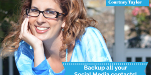 The Importance of Backing up Your LinkedIn Contacts